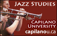 Capilano U. Jazz Studies Program